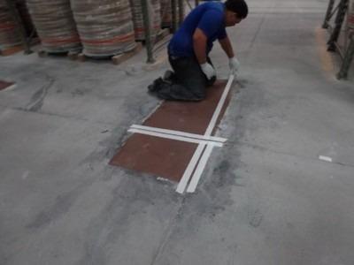 Argamassa epóxi para piso preço