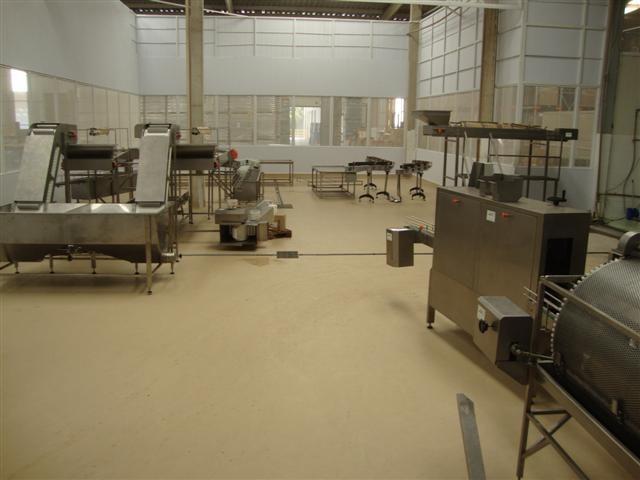 Revestimento piso uretano